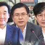 もし明日、選挙があれば「誰を大統領に選ぶか」世論調査結果…チョ・グクが3位=韓国の反応