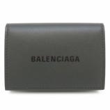 『バレンシアガ エブリデイ ウォレット コンパクト財布』の画像
