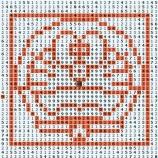 『地上絵は他鯖だけの特権ではない!!ヤバゲー1~8鯖に猫型ロボット出現ですぜ』の画像