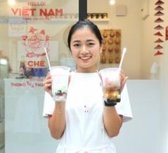 ベトナムスイーツ「Chè333 チェー・バーバーバー」福岡初出店レポート。ココナッツミルクとジャスミンシロップ・チェー。