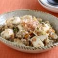 なんでも入れてアレンジしてね。給食の麻婆豆腐レシピ