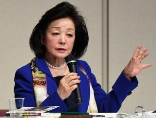 櫻井よしこ「河野太郎だけはあらゆる意味で論外!河野支持は安倍元首相に対する背信行為と思え」