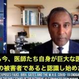 『2020.4.29 小西 裕美子氏特集 -🔷 嘘 コロナ騒動 の カラクリ【 シヴァ・アヤドゥライ博士 】』の画像