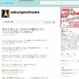 『戸田サクラ歯科先生の愛犬・プースカくんがツイッターを始めた・・・らしいです。』の画像