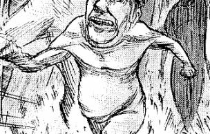 オルオ似の巨人は空似の可能性が増しました。