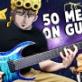 有名なインターネットミームに使われる曲をギターでw!!