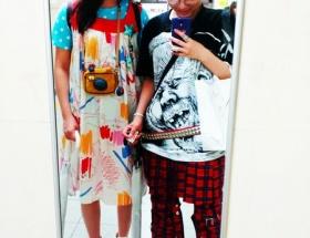 NMB48木下百花のファッションがヤバイwwwwwwwwww