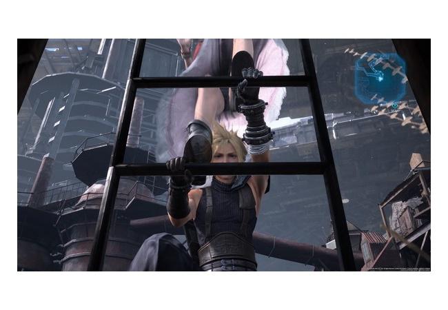 【FF7R】エアリスのスカートの中を覗こうとした結果wwwwwwww