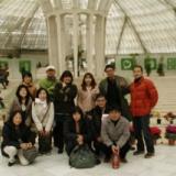 2008.2.23(土)山梨県「ほったらかし温泉」とフルーツ公園、絶品ほうとう 参加者14名の写真