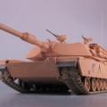 1/35 タミヤ M1A1 エイブラムス 製作 2 完成
