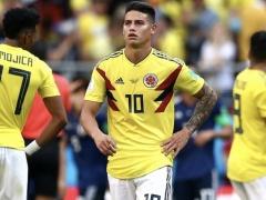 【ロシアW杯】コロンビア代表ハメス・ロドリゲス「僕が万全だったら日本には負けてない!」