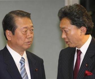 鳩山「続投?するよ?初心に戻るつもりで頑張るよ!」小沢「どーすっかなー」