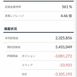 『2019年9月30日週のトラリピの利益は0円です。』の画像