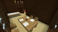 森の洋館リフォーム ~ 中くらいの食堂&大きな図書館