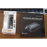 『PQI AirPen と、UltraStudio Mini Recorderを買った。』の画像