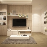 『【DIY】 壁掛けテレビをDIYで設置!!壁掛け金具取り付け前のポイントを簡単に解説します。』の画像