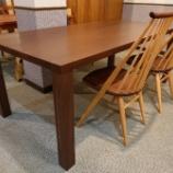『【2015年・住賓館オススメの逸品】イマダのリスタテーブル1800に柏木工・シビルチェアCC71Kをセット』の画像