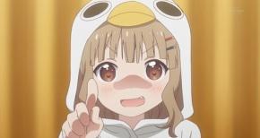 【ゆるゆり さん☆ハイ!】第4話 感想 謎の木カイカイ女オチ!百合空間多発の奇跡!【3期】