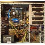 『自作機(もう何号機か?わからんくらいあるので 2010年秋Ver)を組み立てる。その1』の画像
