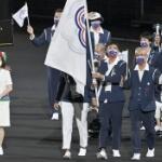 【動画】NHK「台湾です。」再び~!東京パラ開会式の選手団入場で杉浦友紀アナ!