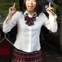 北陸ご当地アイドル「おやゆびプリンセス」ミニコンサート その39