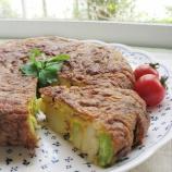 『薬膳レシピ:むくみや胃の不快感が気になる方に「ハトムギと空豆のスペイン風オムレツ」作りました』の画像