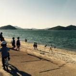 『長男の高熱は下がらず、今宿の海辺が賑わっていた週末』の画像