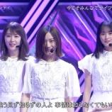『【乃木坂46】衝撃!!!CDTVの遠藤さくら、デカい!!!!!!【CDTVライブ! ライブ!】』の画像