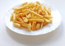 フライドポテトはケチャップを食べるための口実