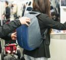 「これは便利!」スリから荷物を守るリュックで、旅行や通勤も安心!