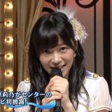 【音楽の日】HKT48指原莉乃「チャンネルは絶対に変えないでください」