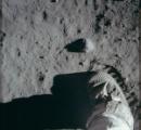NASAが新たな月面着陸時の写真を公開 これ絶対本当だろ 月に行ってない厨は謝罪しろ