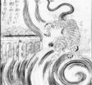 頭はサル、胴体はタヌキ、手足はトラ、尻尾はヘビ←これ