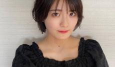 【朗報】ショートにした乃木坂 清宮レイちゃんが可愛すぎるwwwww
