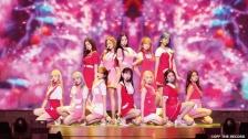 IZ*ONE日本1stコンサート映像リリース決定
