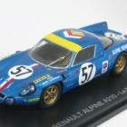 『43-0805 Renault Alpine A210 LM #57 ル・マン24時間レースカーコレクション vol.21』の画像