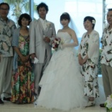 『The  marriage ceremony in Hawaii』の画像