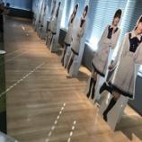『【乃木坂46】桜井玲香 お買い物イベント欠席・・・けどよく見たら隠れてる姿を発見wwwwww』の画像