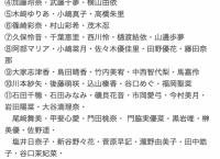 【広島】7/29・7/30 全国握手会 握手レーン決定!【福岡】