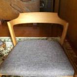『善通寺市に日進木工・geppoシリーズのシード座椅子・NFC-779を納品』の画像