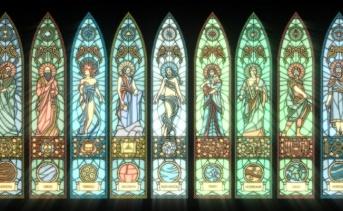 タムリエルの神々、八大神の名前の由来など