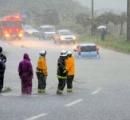 屋久島町で土砂崩れ 登山客など約250人が孤立 鹿児島