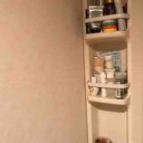 『洗面台の収納左側を片付け』の画像