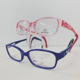 『安心素材でズレ落ちない!お子様の成長に優しくフィット、キッズ用メガネ『TOMATO GLASSES』』の画像