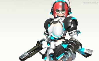 MAID - Brand New Assaultron