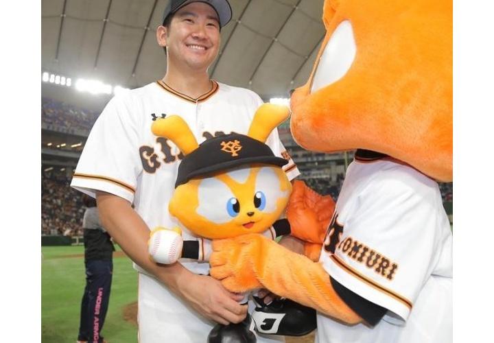 巨人・菅野が今季2度目の月間MVPキタ━━━━(゚∀゚)━━━━!!