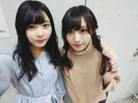 【欅坂46】渡辺梨加が現役JKとツーショットした結果......