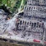 【動画】中国、高速道路でのタンク車大爆発の別映像(続報)!もの凄い爆発と衝撃波! [海外]