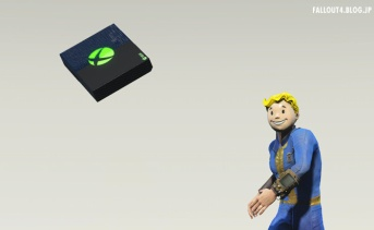 Xbox one を投げるMOD