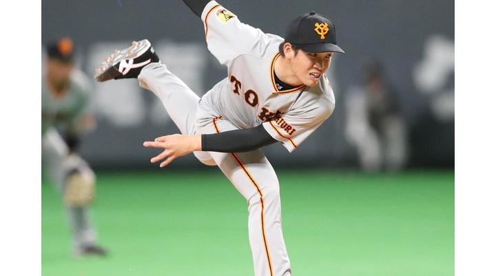 【悲報】巨人高橋、140球投げ込み→中3日登板→肘痛